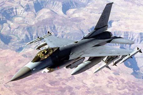 F-16 - Главная страница